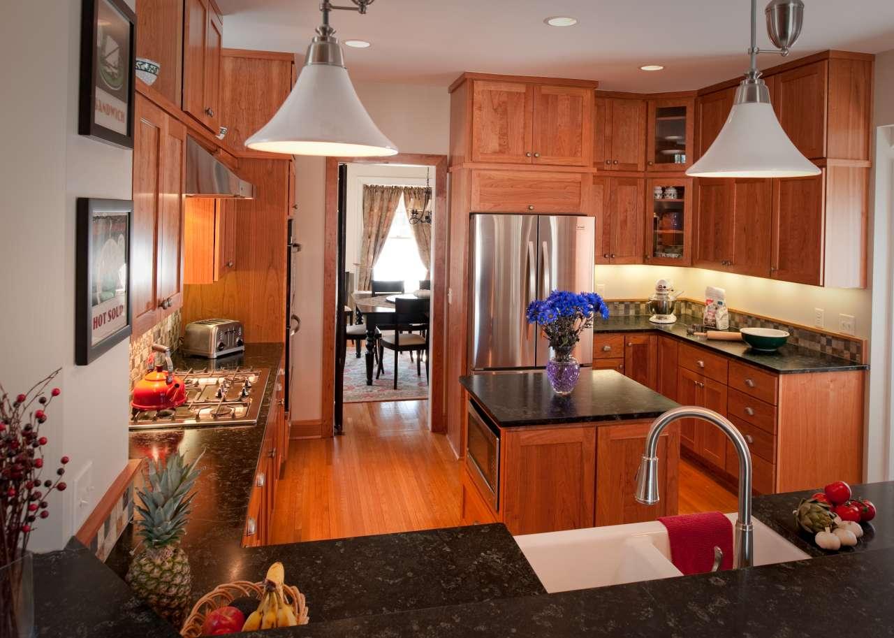 Crafted Kitchen