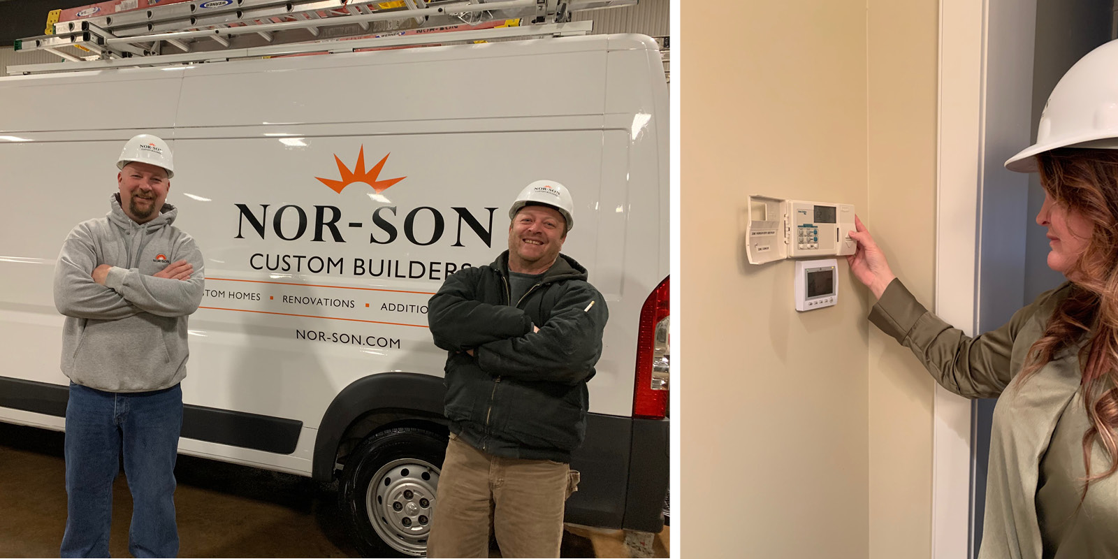 Nor-son custom builder professionals