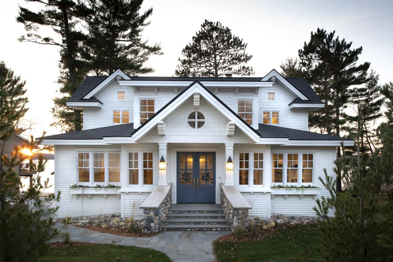 Custom Built Minnesota Home by Nor-Son